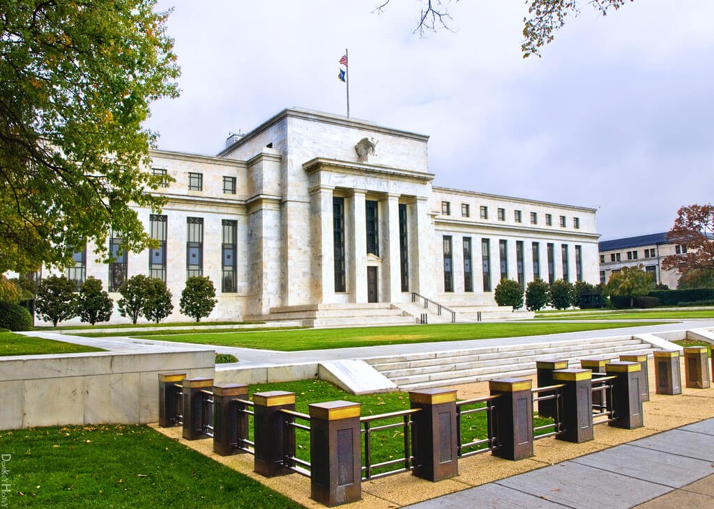 Federal Reserve Building in Washington D.C