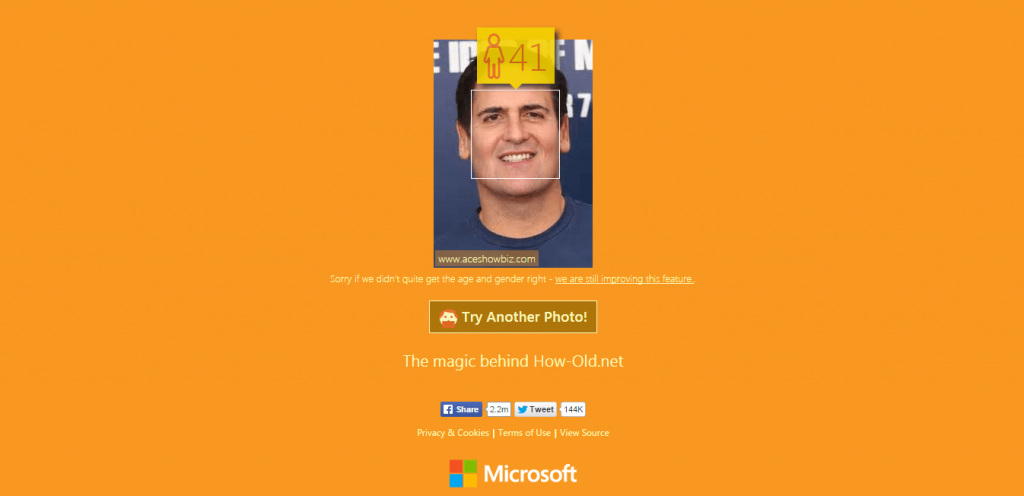 Mark Cuban looking age
