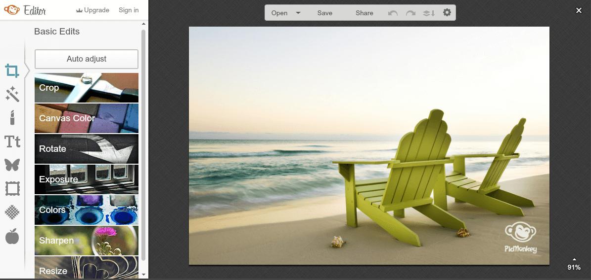 PicMonkey: Free Online Photo Editor