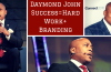 Daymond John Success= Hard Work+ Branding