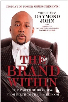 Daymond John 2nd Book: The Brand Within
