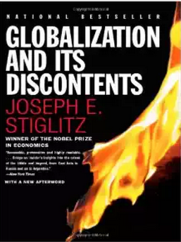 globalization and its discontent -Economic Globalization