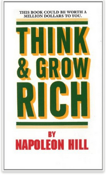 Think and Grow Rich- cover