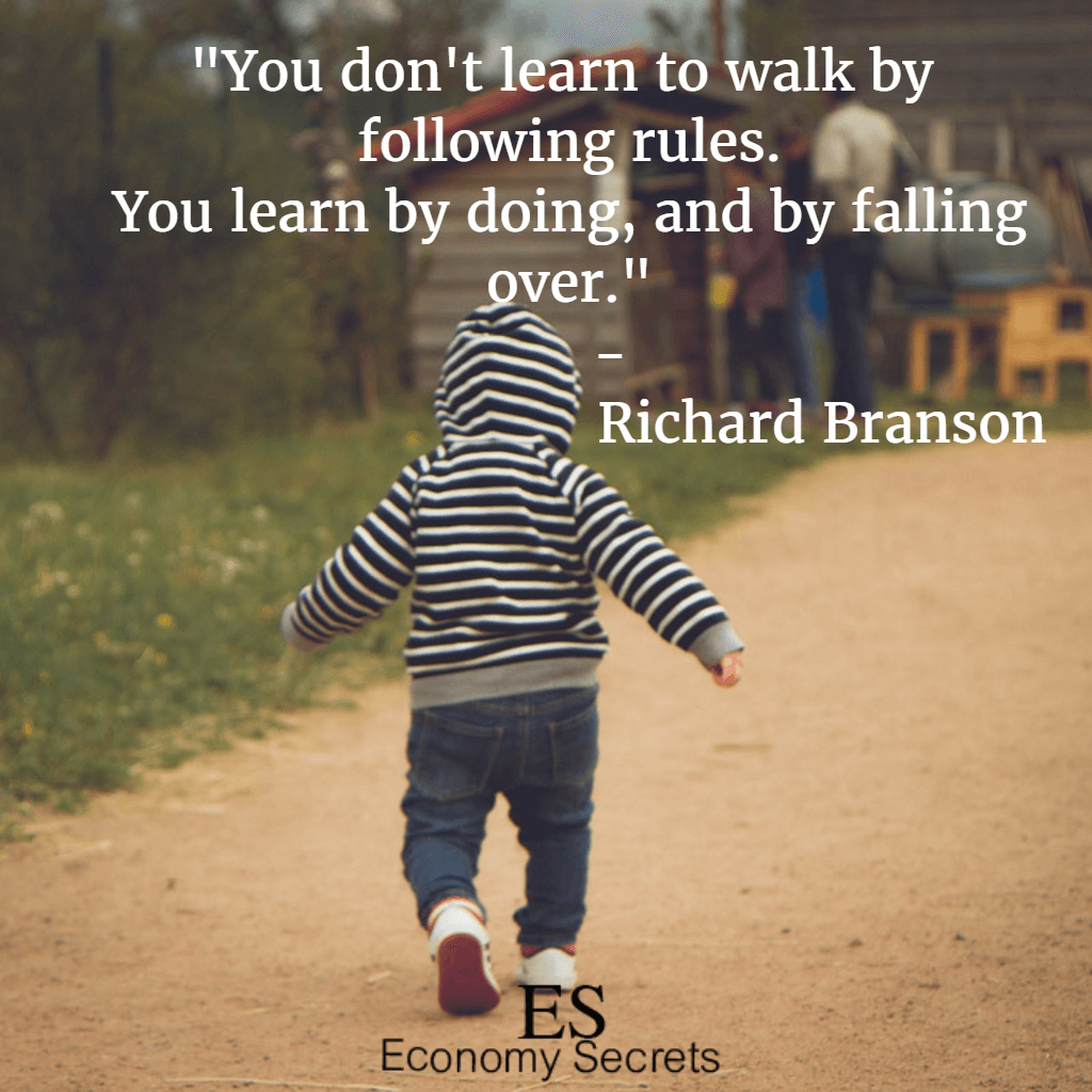 inspirational quotes from Richard Branson - 1