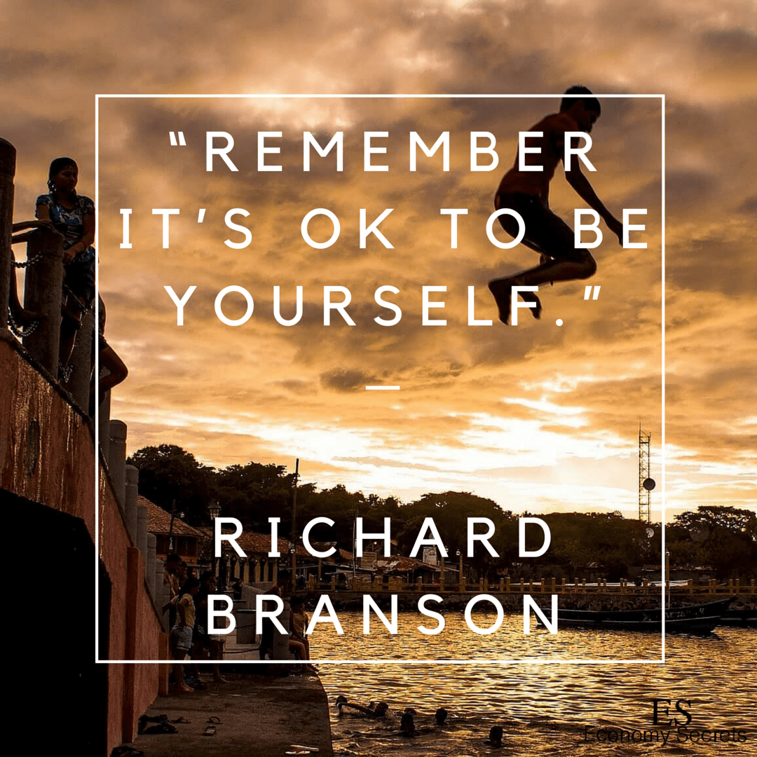 inspirational quotes from Richard Branson - 20