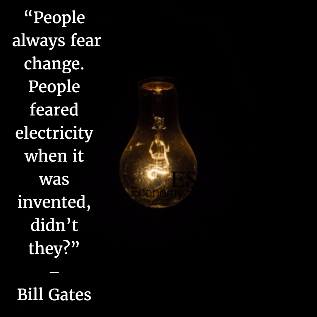 Bill Gates quotes - 23