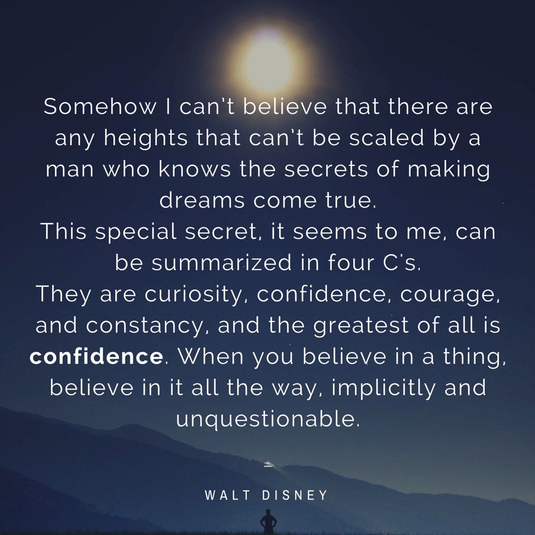 Walt Disney Quotes About Life 17 Walt Disney Quotes That Will Make You Pursue Success