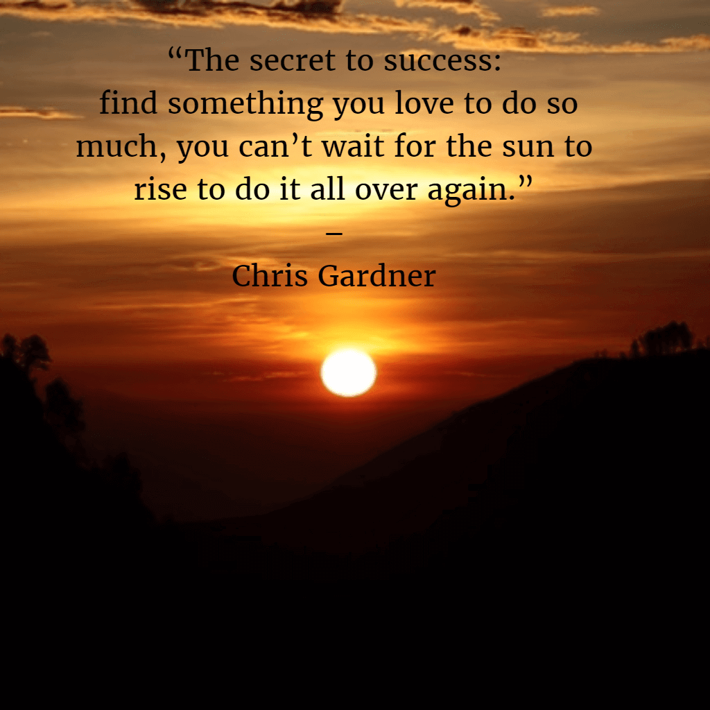 Chris Gardner quotes 25