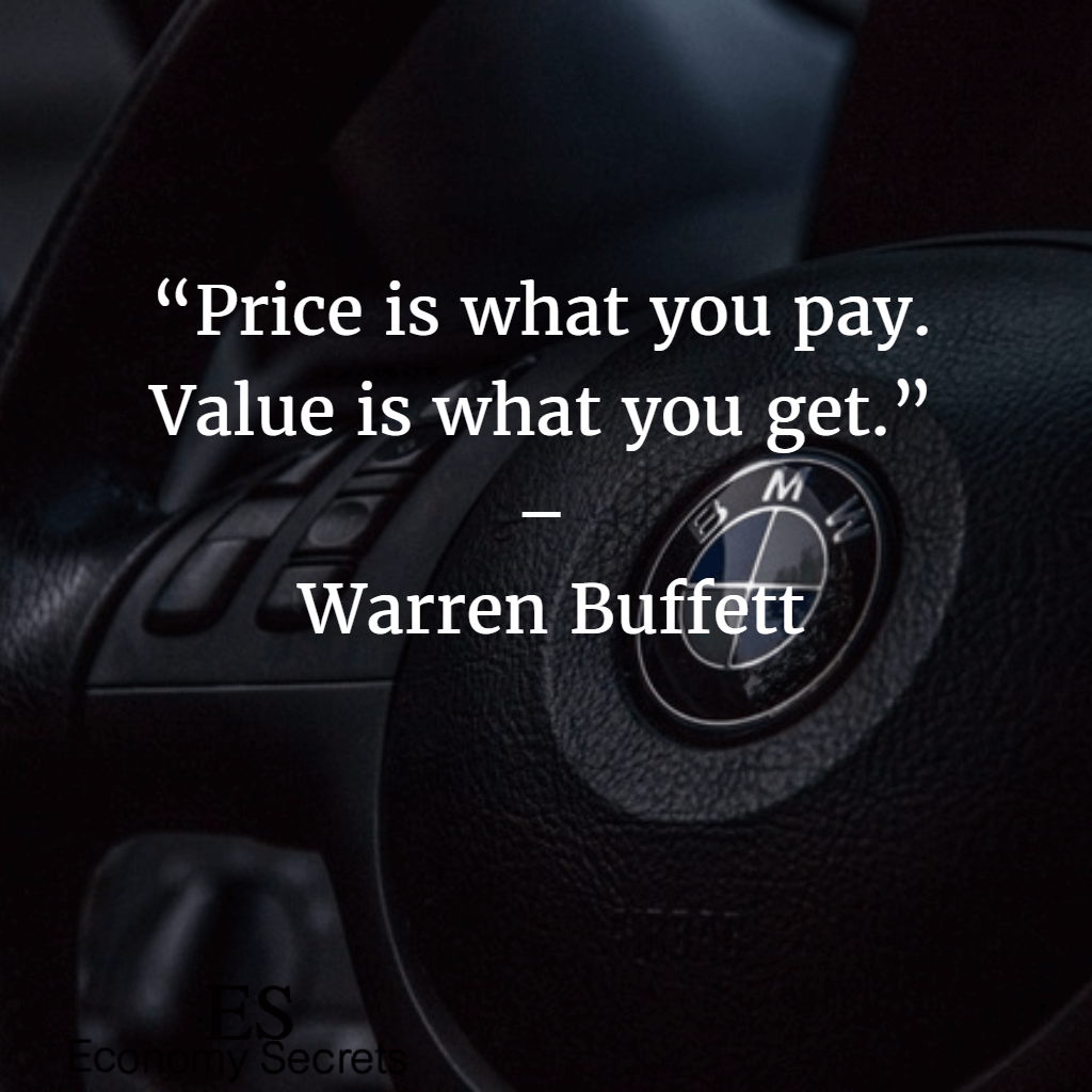 Warren Buffett quotes - 25
