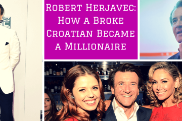 Robert Herjavec success story - Cover